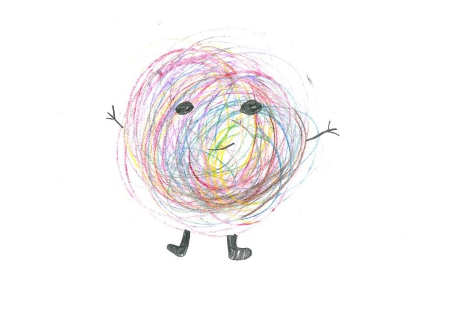 dust bunny doodles