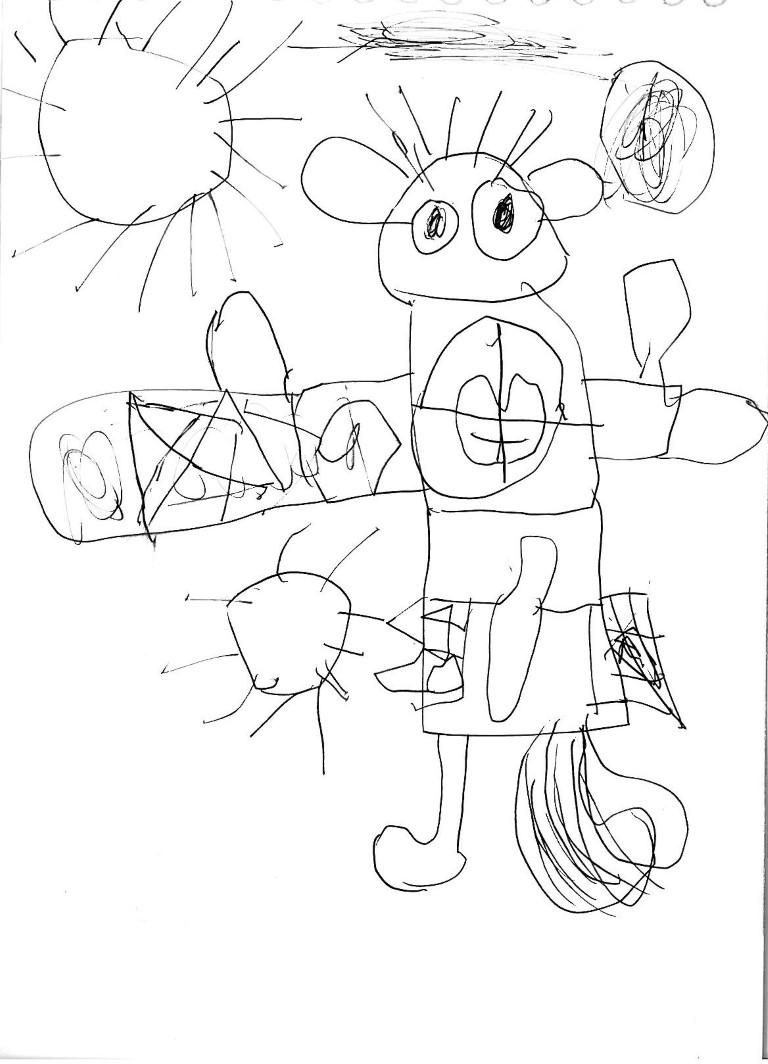 drawings by Sakse