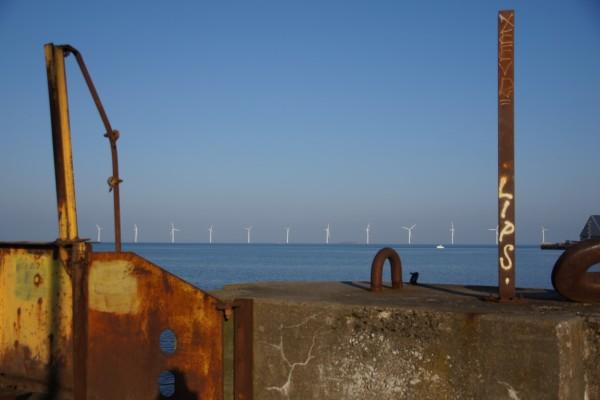 Rust and sea